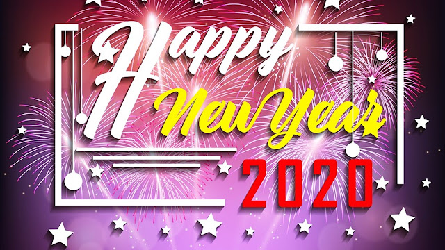 Happy New Year 2020 Wallpaper Photo Download