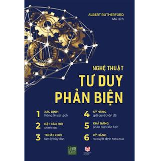 Nghệ Thuật Tư Duy Phản Biện ebook PDF EPUB AWZ3 PRC MOBI