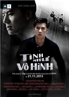 Phim Tình Như Vô Hình-HTV7 - Phim Việt Nam