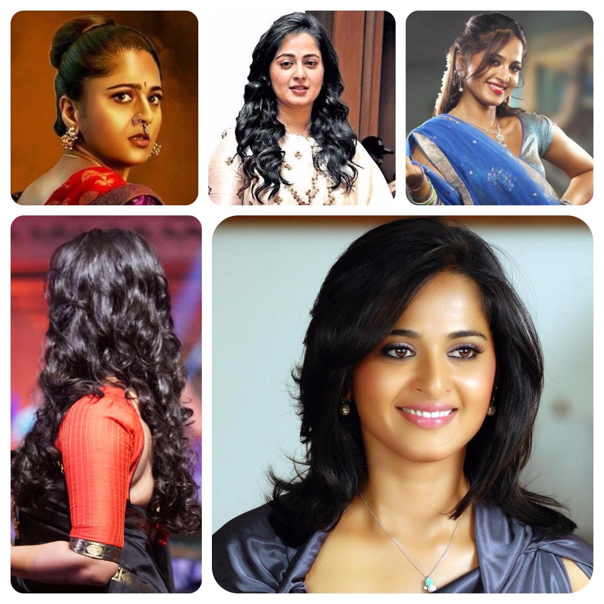 Anushka Shetty Hairstyles Haircut Name Star Hairstyles