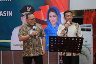 Pangdam II/sriwijaya Mayjen Agus : Program TMMD  Ke 111 di Muba Terbesar di Indonesia