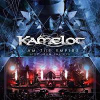 """Ο δίσκος των Kamelot - """"I Am the Empire: Live from the 013"""""""