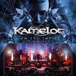 "Ο δίσκος των Kamelot - ""I Am the Empire: Live from the 013"""