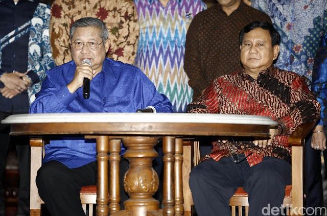 Jelang Pertemuan SBY-Prabowo, Akankah Cerita 2014 Terulang?
