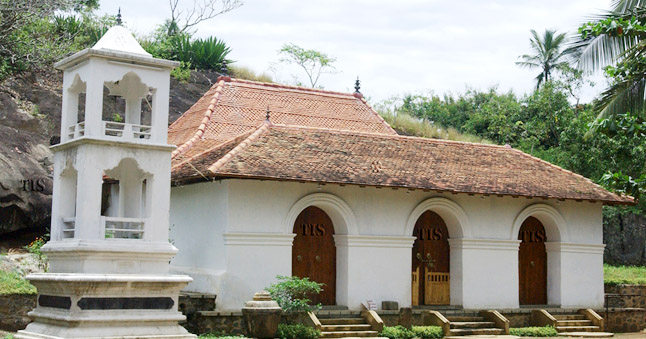 Historical Places In Sri Lanka Degaldoruwa Viharaya Kandy