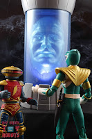 Power Rangers Lightning Collection Zordon & Alpha 5 50