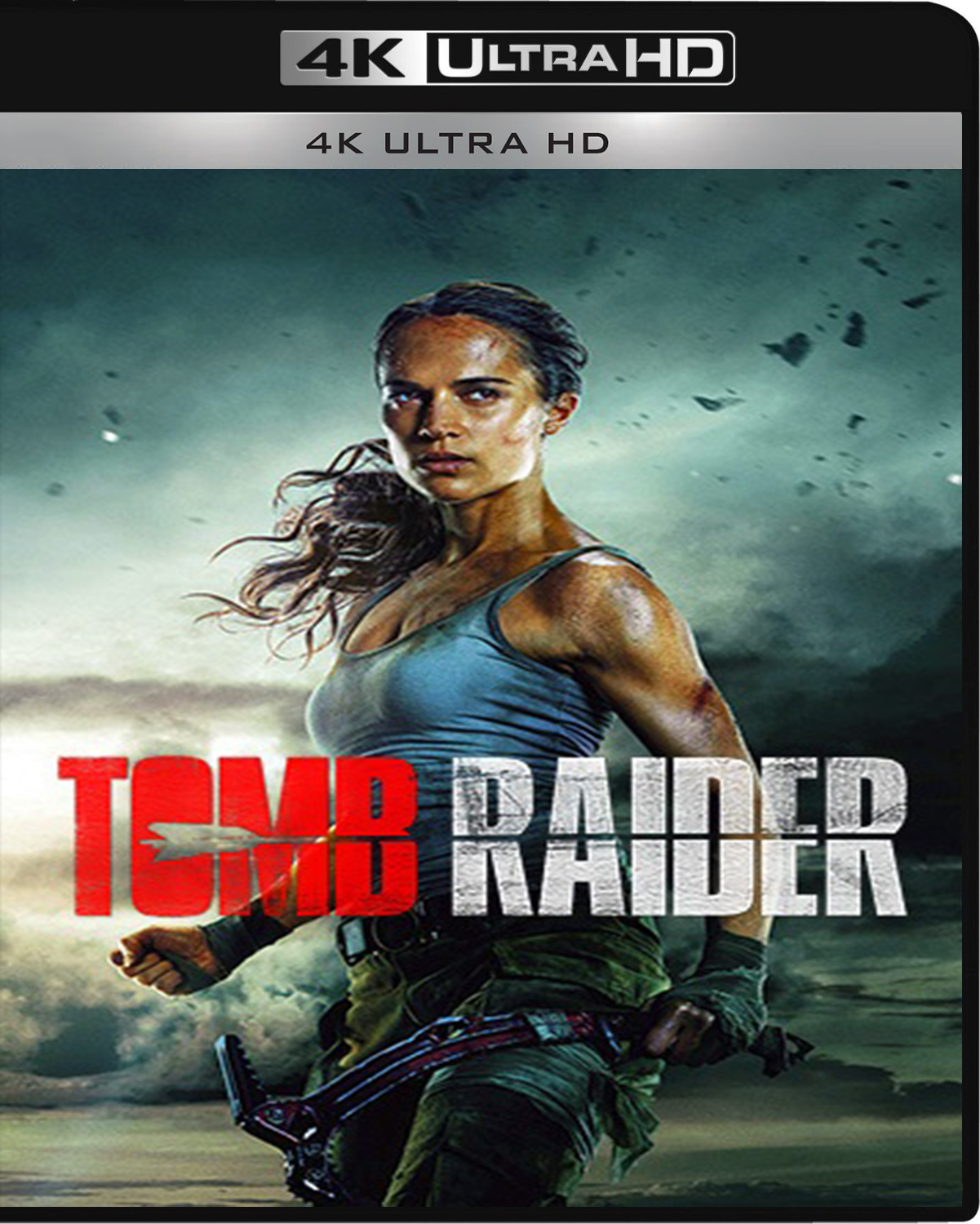 Tomb Raider [2018] [UHD] [2160p] [Latino]