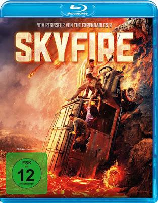 Skyfire (2019) Dual Audio [Hindi – Chinese] 720p BluRay ESub x265 HEVC 530Mb