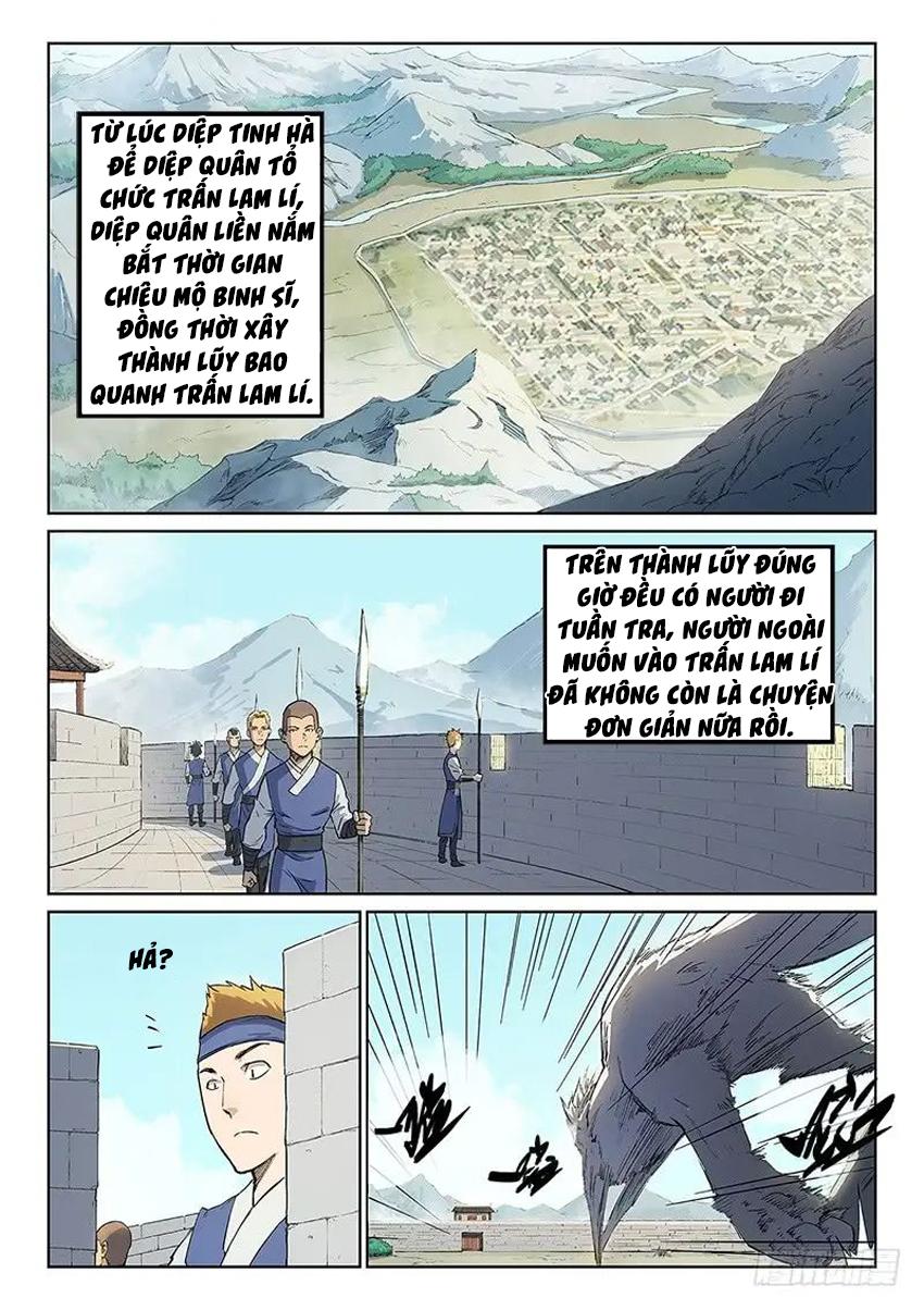 Tinh Võ Thần Quyết Chapter 247 video - Hamtruyen.vn