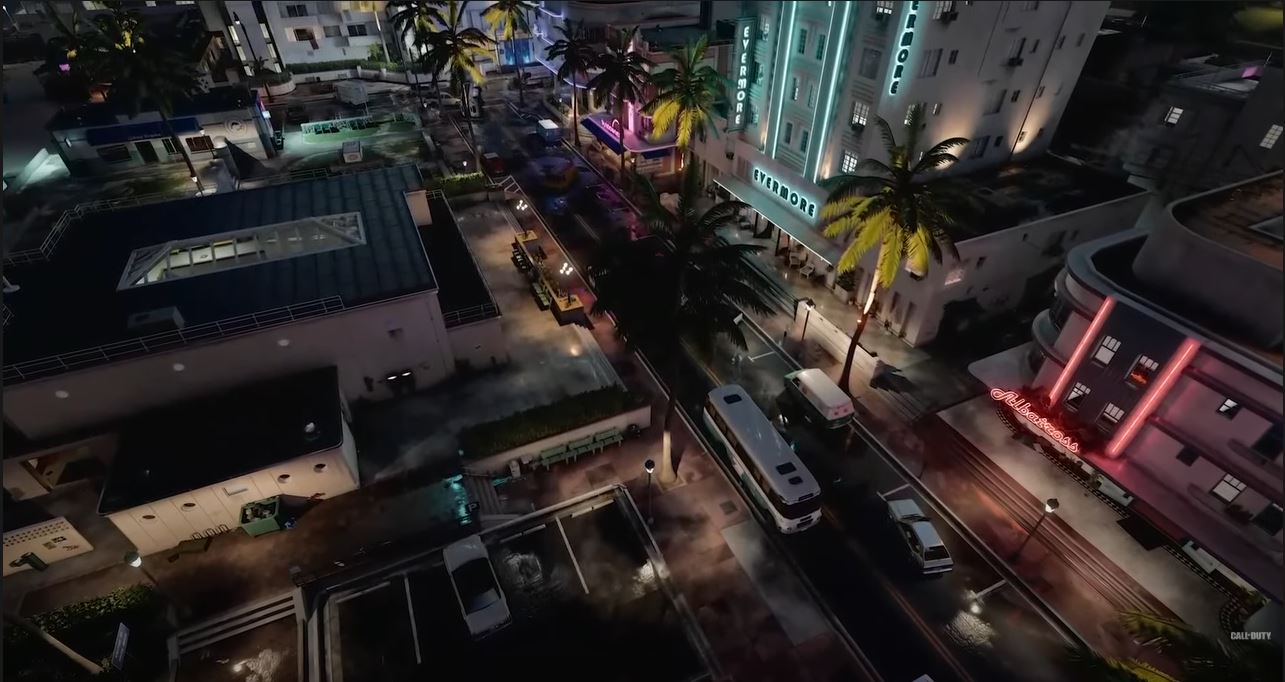 Call of Duty: Black Ops Cold War - Map Guide