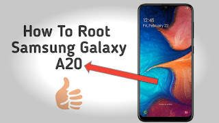 How to root a GALAXY A20 SM-A205FN version 9.0
