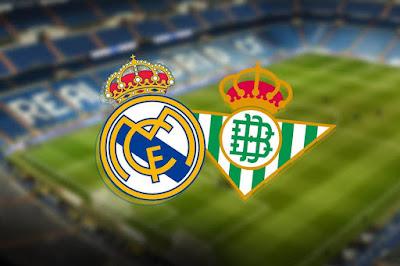 مشاهدة مباراة ريال مدريد وريال بيتيس 26-9-2020 بث مباشر في الدوري الاسباني