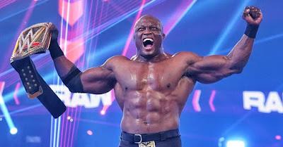 Bobby Lashley WWE SmackDown Raw MVP VIP
