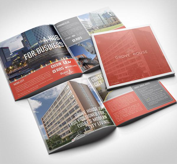 Contoh Brochure Beserta Gambar