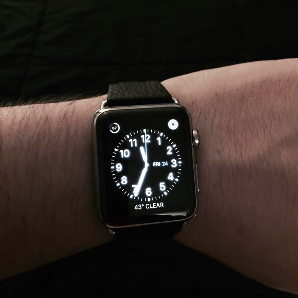 Flat Screen Clean: How to clean your Apple watch with ...