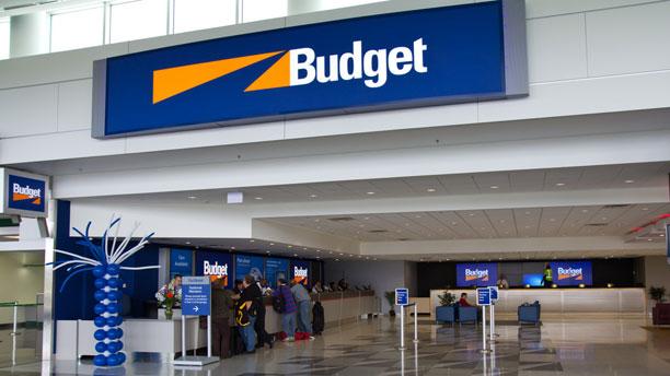 Locadoras de carro da Austrália - Budget em Sydney