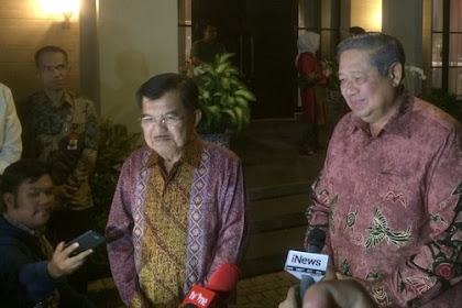 SBY Ungkap SMS Seseorang yang Mau Menghantamnya, Padahal Selama ini Terlihat Mendukung