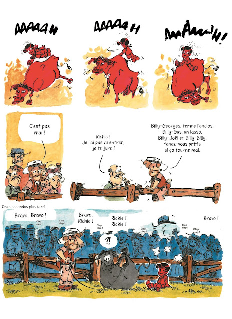 Jack et le Jackalope aux éditions Makaka page 7