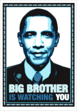 Big brother isn t watching you