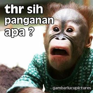 "Gambar2 DP BBM ""Meme THR"" paling Lucu Terbaru 2016"