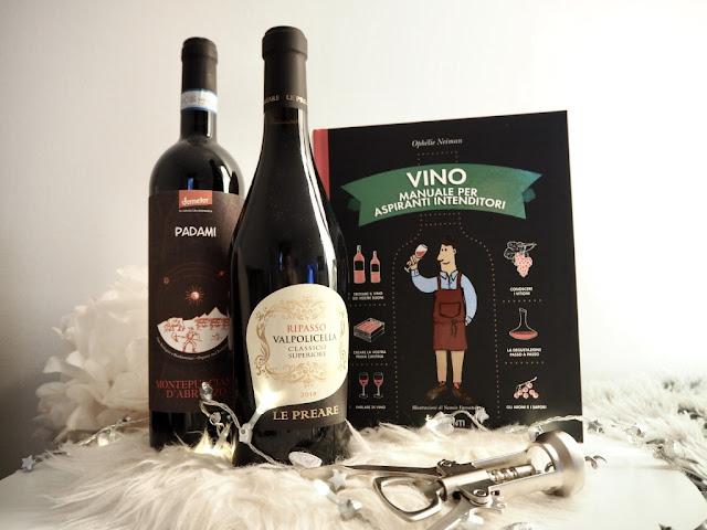 Tipy na vánoční dárky pro milovníky Itálie, italské víno