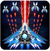 Space Shooter: Galaxy Attack APK Mod unlimited coins