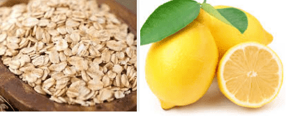 How to get glowing skin using Oats And Lemon Face Pack :
