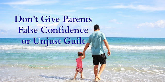 Proverbs 22:6 must be understood in context. Otherwise, it lays a guilt trip on parents with bad adult children. #BibleLoveNotes #Bible