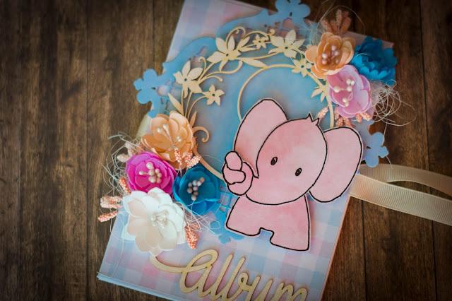 Słoń z pętelką