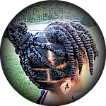 BANDED/STRETCHED HAIRSTYLES