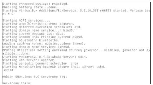 Kegiatan Belajar 8 : Menyajikan Hasil Instalasi Sistem Operasi Server