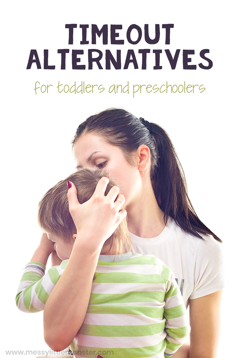 time out alternatives for toddlers and preschoolers