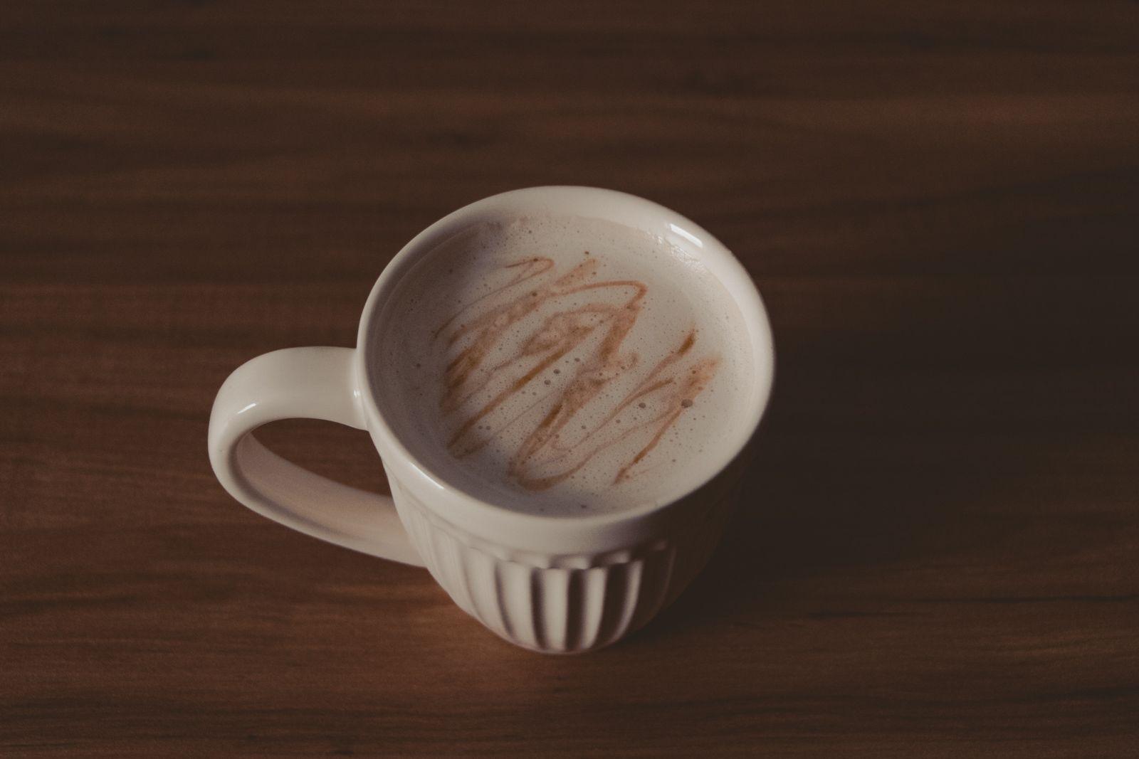 Homemade caramelo macchiato + mesma rotina