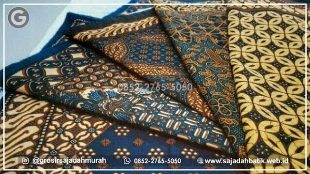 +62 852-2765-5050 .sajadah batik sogan