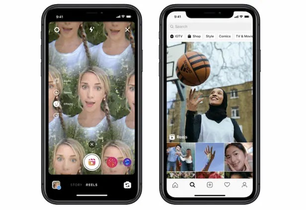 استخدم أداة تنزيل الفيديو لتنزيل مقاطع فيديو Insta Reels على هواتف Android