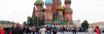 Mengenal Tradisi Lebaran di Rusia