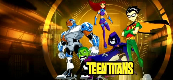 Teen Titans Kisscartoon