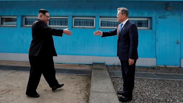 Así describen los medios de Corea del Norte la cumbre intercoreana (VIDEO)