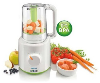 OPEN OFFER AGAIN  Combined Baby Food Steamer and Blender from Philips – Philips Avent SCF870/21