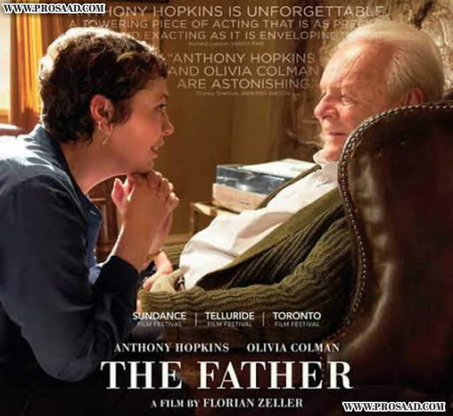 """""""The Father (2020)"""" Movie"""