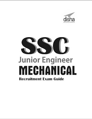 DOWNLOAD SSC JE MECHANICAL RECRUITMENT EXAM GUIDE 3rd EDITION [DISHA PUBLICATION] BOOK PDF