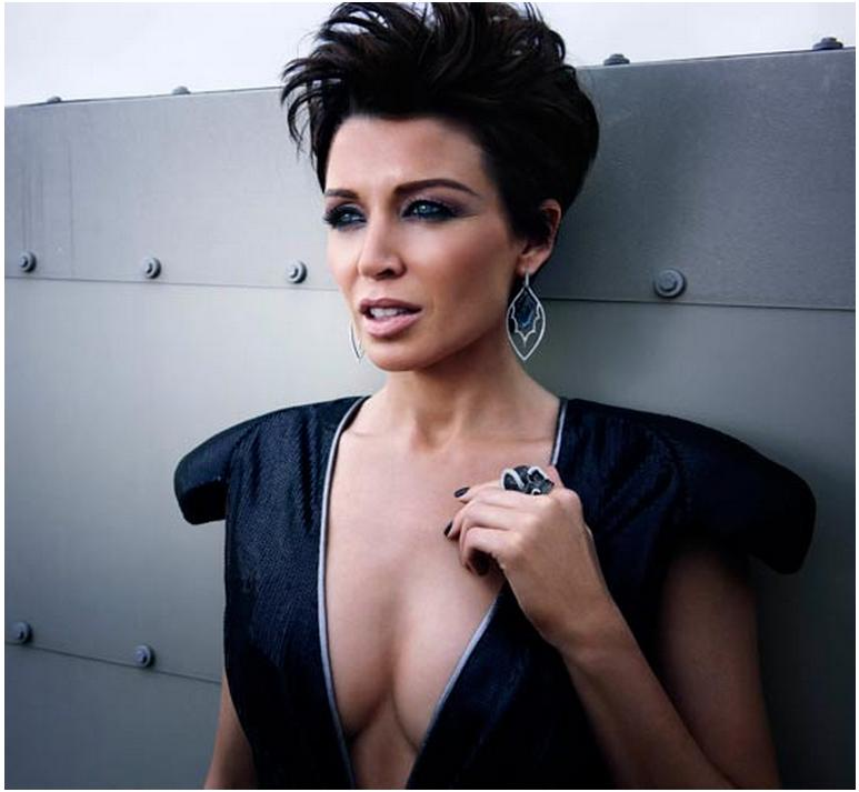Short Hairstyles 2011: Dannii Minogue Hot Wallpapers