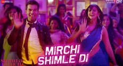 Mirchi Shimle Di Lyrics - Shimla Mirch | Meet Bros
