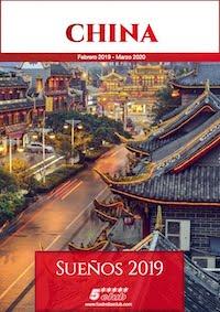 Circuitos por China Catálogo de viajes 5 Estrellas Club 2019