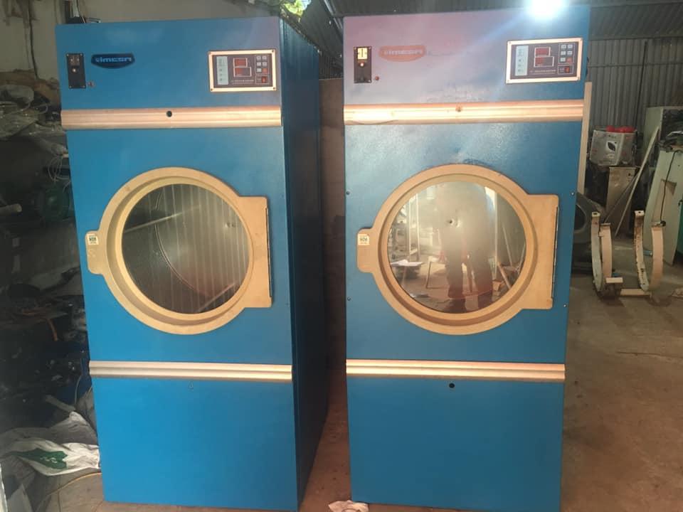 Máy giặt sấy công nghiệp cũ