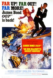 Watch James Bond: On Her Majesty's Secret Service Online Free 1969 Putlocker