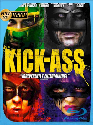 Kick Ass 1 (2010) HD [1080p] latino[GoogleDrive] RijoHD
