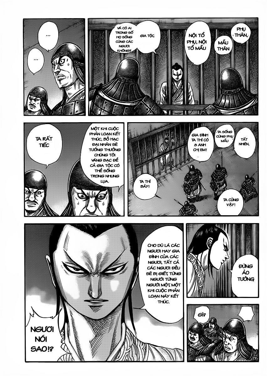 Kingdom chapter 375 trang 8