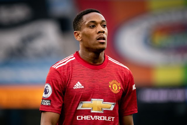 Photo: Anthony Martial back in training with new haircut