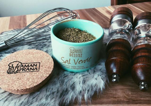 Biologische Sal Verde witte tijm. Voor in gerechten & bij aroma therapie. Kent veel gezondheidsvoordelen.